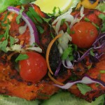 Chicken Tikka at 7 by the lake Indian Restaurant at Kingston Foreshore Canberra ACT 2604