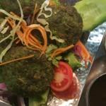 Hara Bhara Kebab at 7 by the lake Indian Restaurant at Kingston Foreshore Canberra ACT 2604